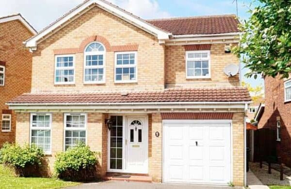 4 bed detached house for sale £190,000 Whisperwood Drive, Balby, Doncaster, South Yorkshire DN